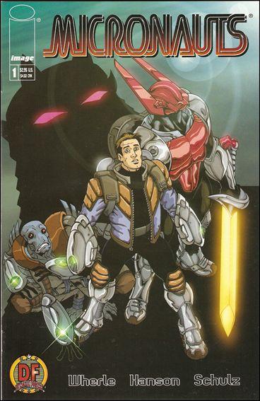 Micronauts (2002) 1-B by Image