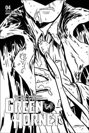 Green Hornet (2020) 4-C