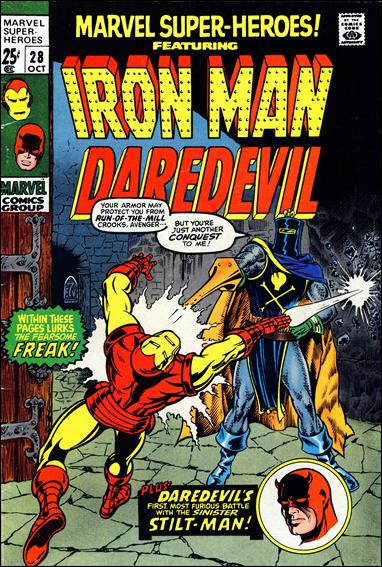 Marvel Super-Heroes (1967) 28-A by Marvel