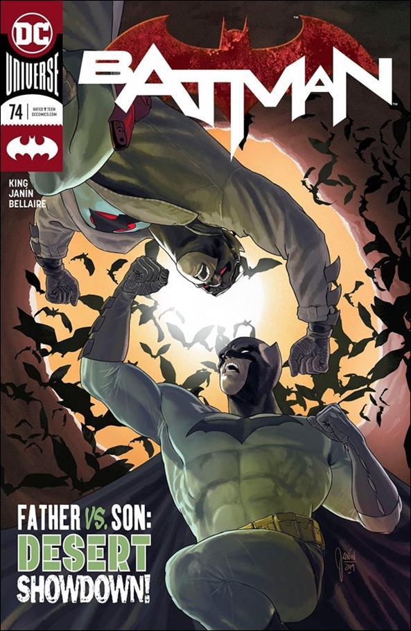 Batman (2016) 74-A by DC
