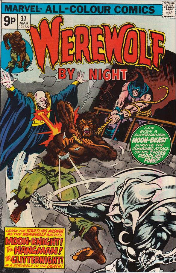 Werewolf by Night (1972) 37-B by Marvel