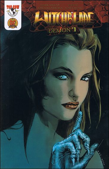 Witchblade: Demon 1-C by Top Cow