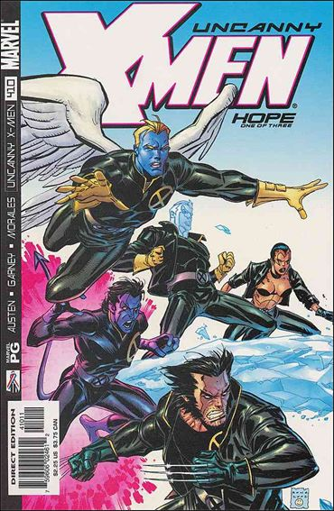 Uncanny X-Men (1981) 410-A by Marvel