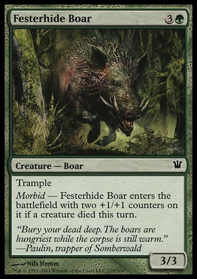 Magic the Gathering: Innistrad (Base Set)179-A by Wizards of the Coast