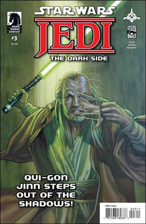 Star Wars: Jedi - The Dark Side 3-A