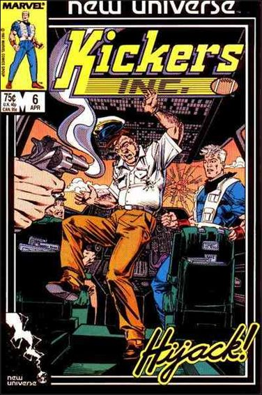 Kickers, Inc. 6-A by Marvel
