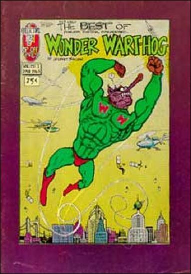 Best of Wonder Wart-Hog 1-B by Print Mint