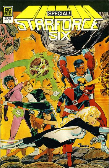 Starforce Six Special 1-A by AC
