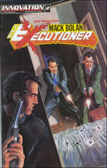 Mack Bolan: The Executioner 2-A by Innovation