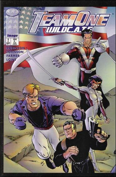 Team One: WildC.A.T.s 2-A by Image