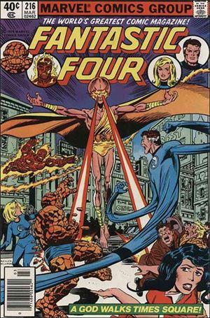 Fantastic Four (1961) 216-A