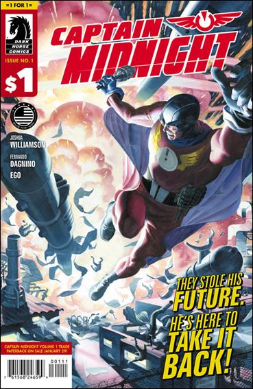 Captain Midnight (2013) 1-C by Dark Horse