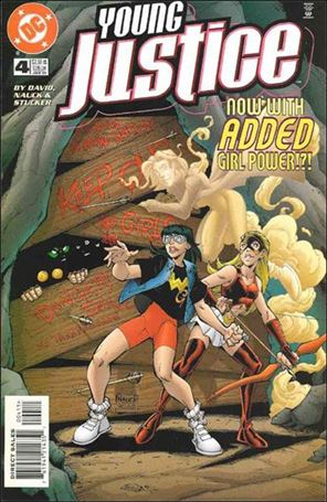 Young Justice (1998) 4-A