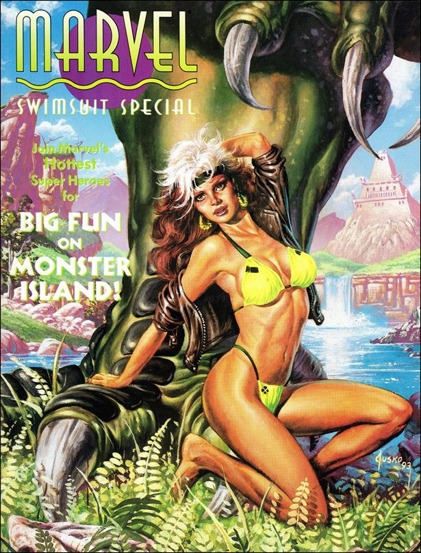Marvel Swimsuit Special 2-A by Marvel