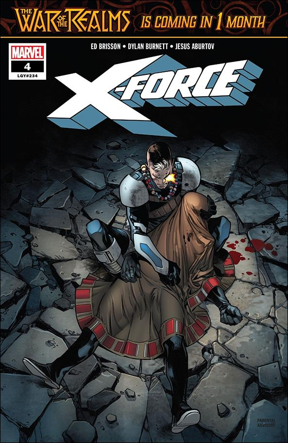 X-Force (2019) 4-A by Marvel