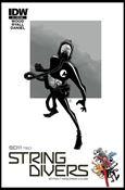 String Divers 3-B