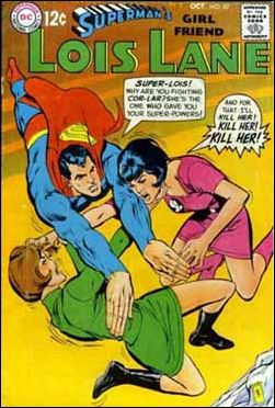 Superman's Girl Friend Lois Lane 87-A by DC