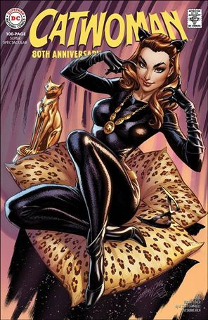 Catwoman 80th Anniversary 100-Page Super Spectacular 1-D