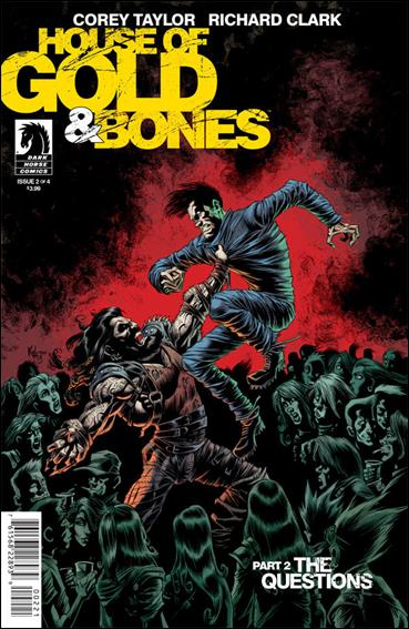 House of Gold & Bones 2-B by Dark Horse