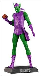 Classic Marvel Figurine Collection (UK) Green Goblin by Eaglemoss Publications