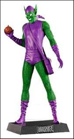 Classic Marvel Figurine Collection (UK) Green Goblin