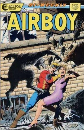 Airboy 20-A