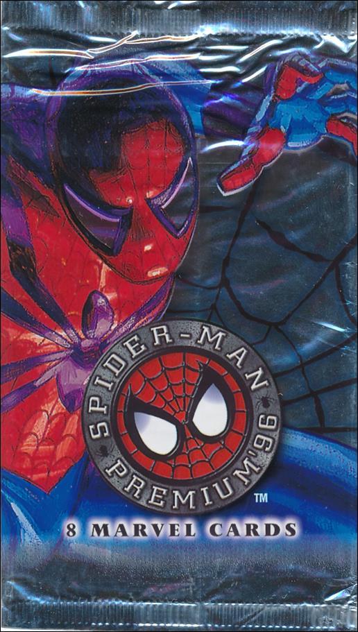 Spider-Man Premium: Eternal Evil 2-C by Fleer/SkyBox