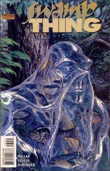 Swamp Thing (1986) 160-A by Vertigo
