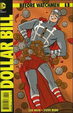 Before Watchmen: Dollar Bill 1-D by DC
