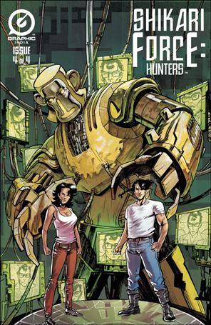 Shikari Force: Hunters 4-A