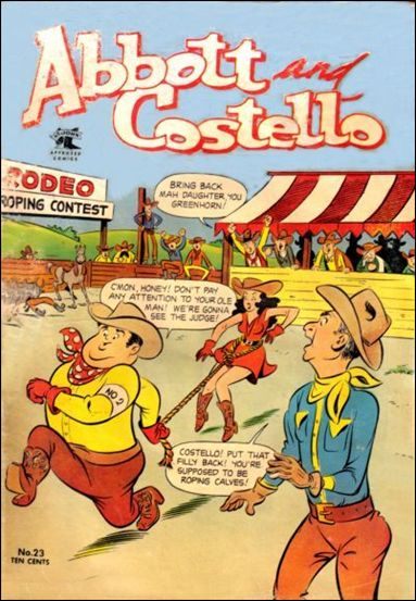 Abbott and Costello (1948) 23-A by St. John