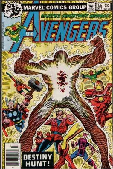Avengers (1963) 176-A by Marvel