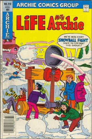 Life with Archie (1958) 212-A by Archie