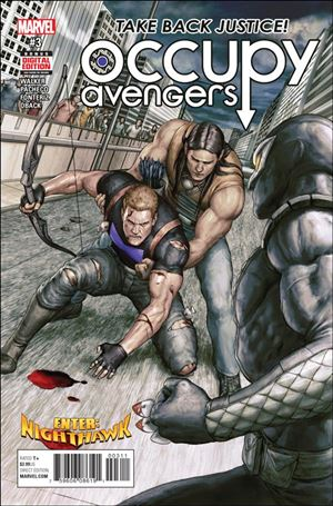 Occupy Avengers 3-A