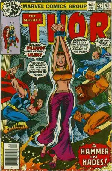 Thor (1966) 279-A by Marvel
