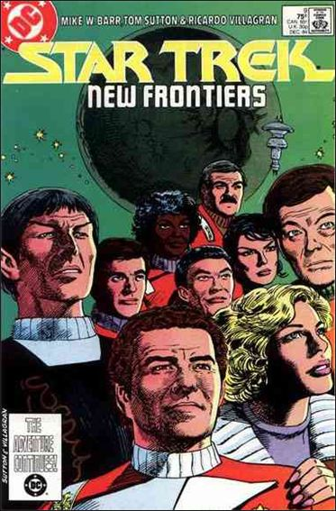 Star Trek (1984) 9-A by DC