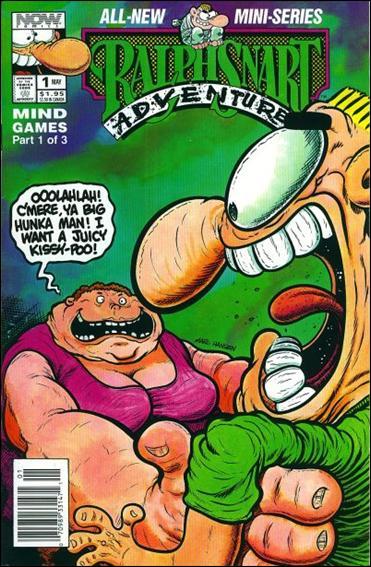 Ralph Snart Adventures (1992) 1-A by Now Comics