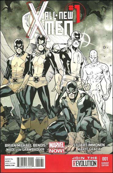 All-New X-Men 1-I by Marvel