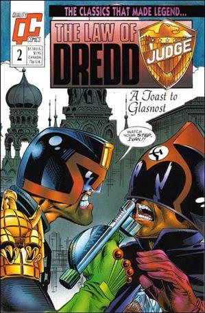 Law of Dredd 2-A