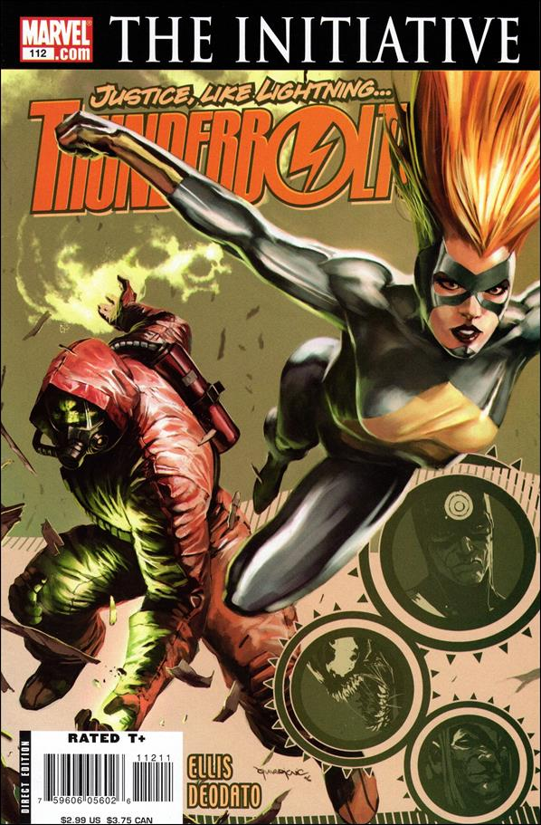 Thunderbolts (1997) 112-A by Marvel