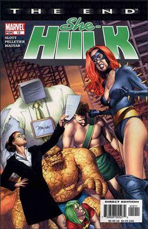 She-Hulk (2004) 12-A