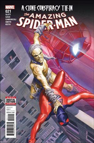 Amazing Spider-Man (2015) 21-A