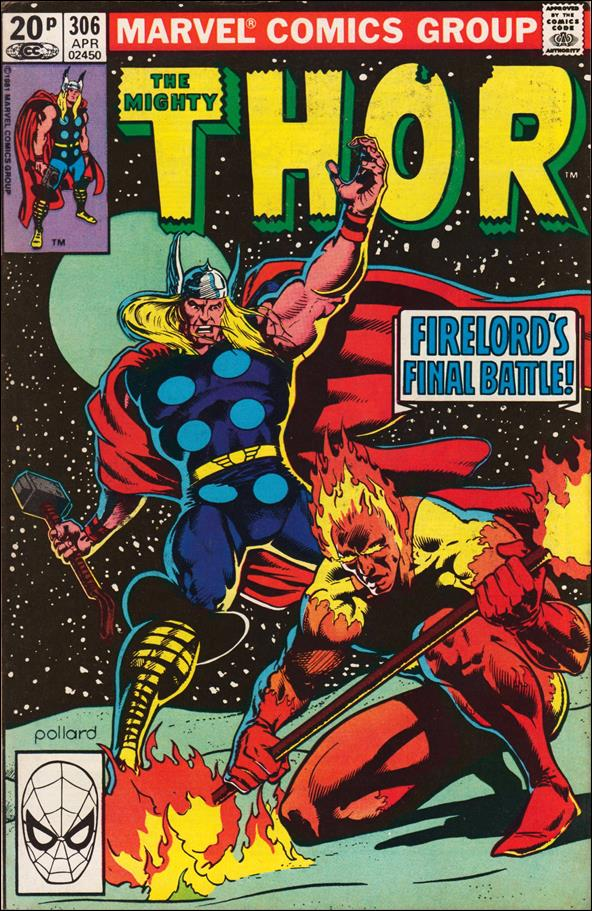 Thor (1966) 306-B by Marvel