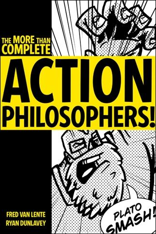 More Than Complete Action Philosophers 1-A by Evil Twin Comics