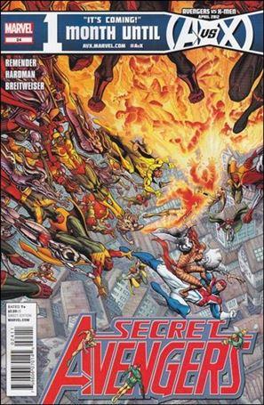 Secret Avengers (2010) 24-A