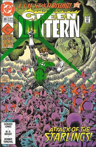 Green Lantern (1990) 26-A by DC