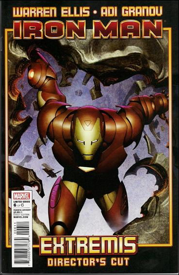 Invincible Iron Man (2005) 6-B by Marvel