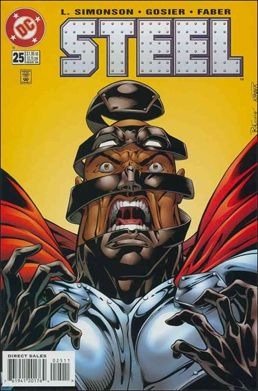 Steel (1994) 25-A by DC