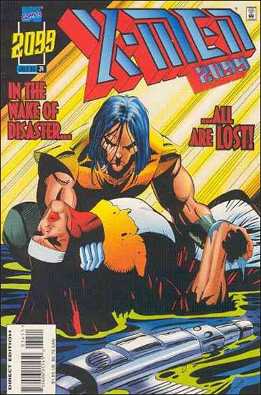 X-Men 2099 34-A by Marvel