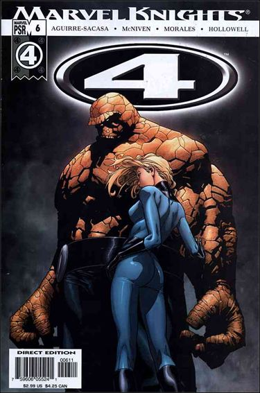 Marvel Knights 4 6-A by Marvel